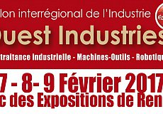 Interregional trade show for industry