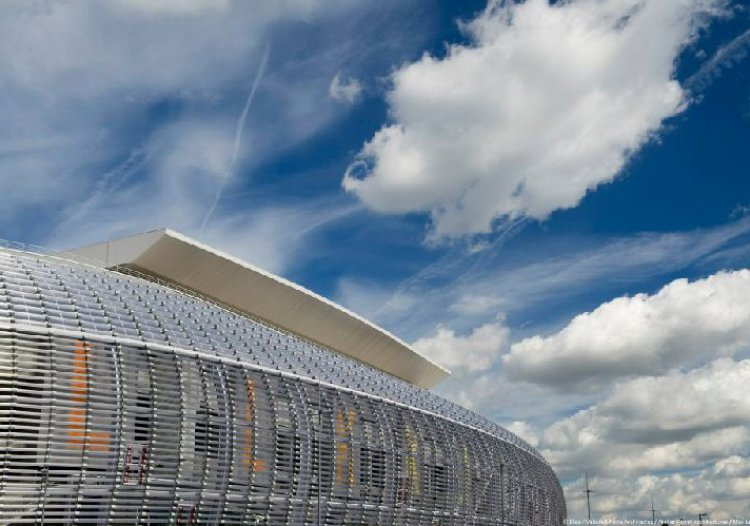 Calculation and design of exterior facade of Lille Stadium - EIFFAGE TP