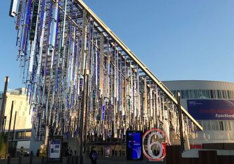 Hydraulic studies for canopy lifting - Parc des Expos Porte de Versailles Paris