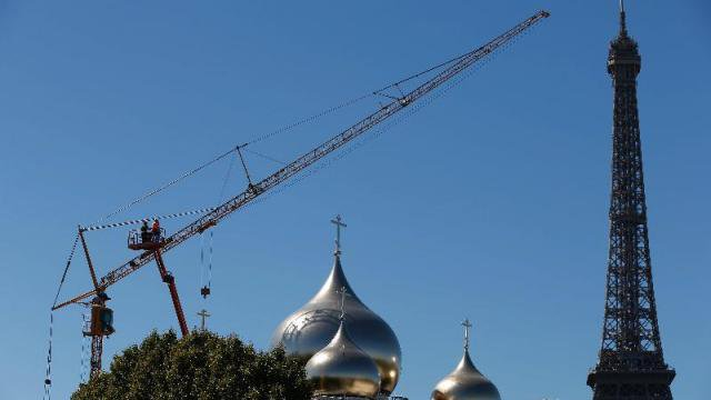Eglise Orthodoxe Russe à Paris