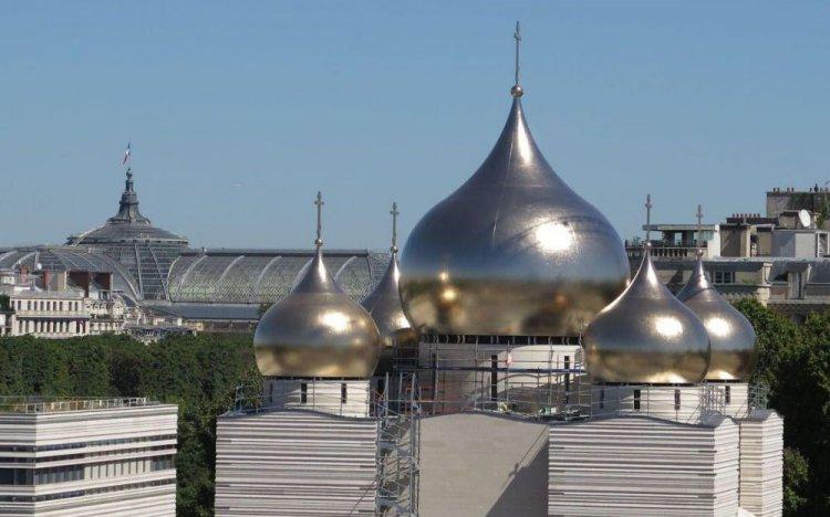 Eglise Orthodoxe Russe Saint-Trinité Russe Paris